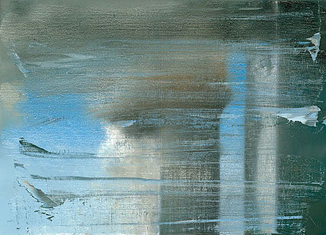 September by Gerhard Richter, 2005
